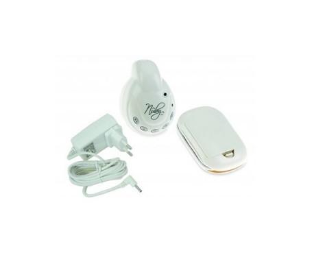 Nuby adaptador eléctrico para extractor de leche 1ud