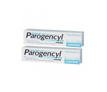 Parogencyl Control pasta dental 75ml+75ml