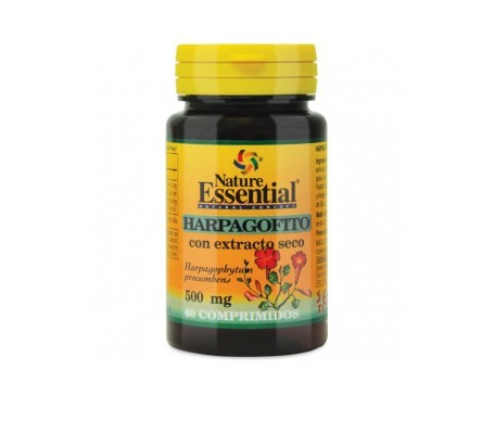 Nature Essential Harpagofito 500 Mg (ext.seco) 60 Comprimidos.