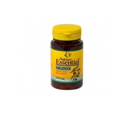 Nature Essential Olivo 500 Mg.   60 Tabletas.