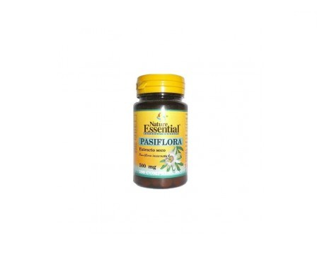 Nature Essential Pasiflora 500 Mg (ext.seco) 100 Comprimidos