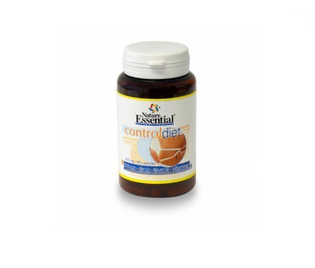 Nature Essential chitosán+té rojo+té verde+vitamina C 90cáps