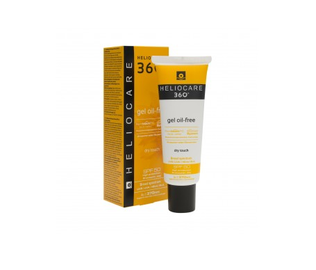Heliocare 360º SPF50+ gel oil-free 50ml
