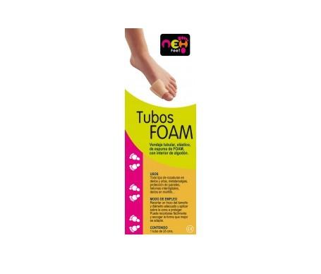 Neh Feet tubos FOAM N-3 25cm 1ud