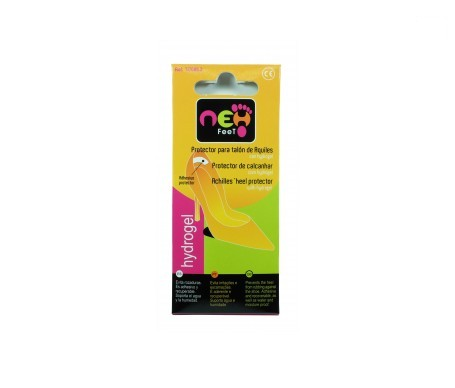 Neh Feet One size 2 uts. aquiline heel adhesive protective dressing