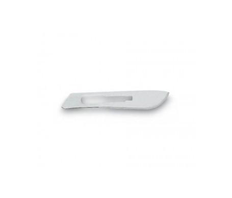 3 Claveles cuchilla bisturí curva 1ud