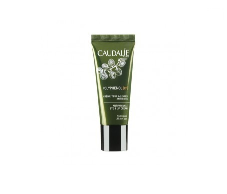Caudalie Polyphenol eye and lip cream 15ml