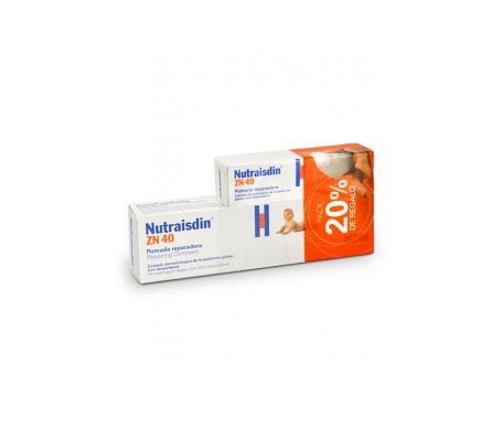 Nutraisdin® Zn 40 pomada reparadora 100ml+20ml