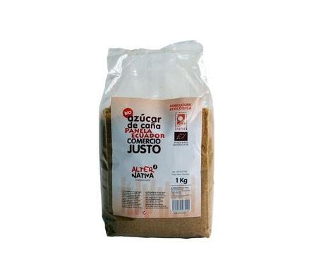 Alternativa3 Bio azúcar de caña panela de Ecuador 1kg