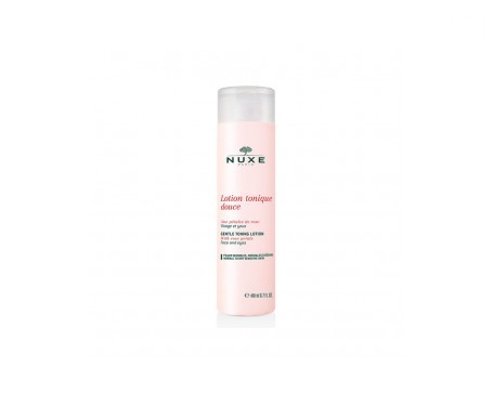 Lotion tonique douce Nuxe 400ml