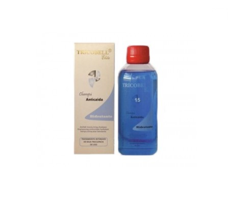 Tricobell Elite champú caida hidratante 250ml
