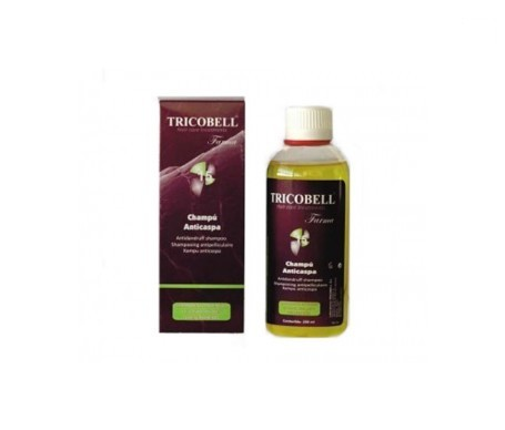 Tricobell Farma champú anticaspa 250ml