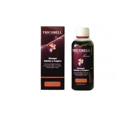 Tricobell Farma champú cabellos débiles y frágiles 250ml