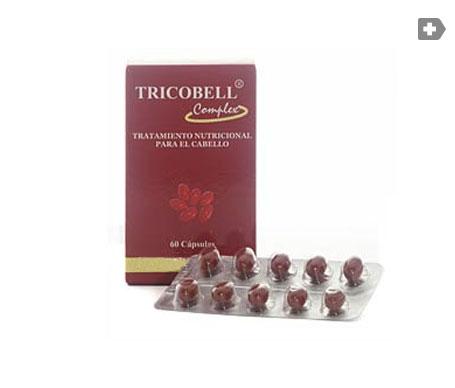 Tricobell complejo capilar oral 60cáps