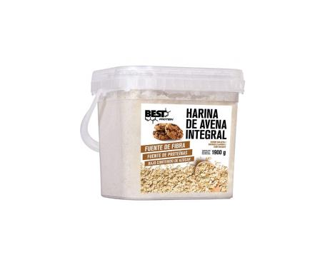 Best Protein carbohidratos harina de avena sabor cookies 1900g