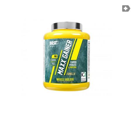 Best Protein Maxx Gainer 40% proteína vainilla 1,5kg