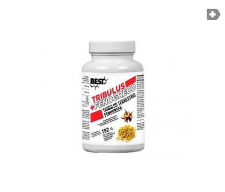 Best Protein Tribulus + Fenogreco 120comp