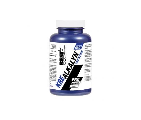 Best Protein Kre Alkalyn 875mg 120cáps