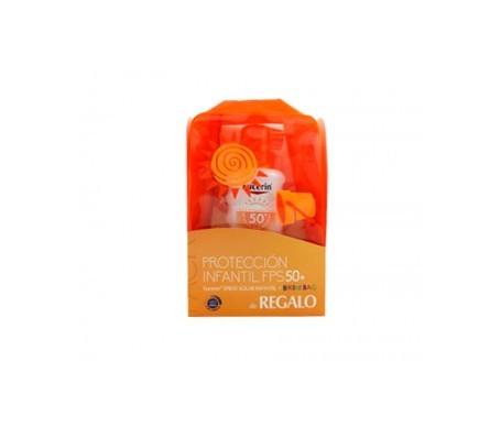 Eucerin® protección infantil SPF50+ 200ml + REGALO Bikini Bag