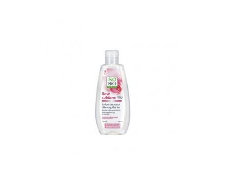 So'Bio Étic Rose Rose Sublime lotion démaquillante 250ml