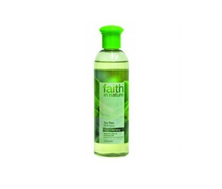 Fede nella natura Tea Tree Shampoo 250ml