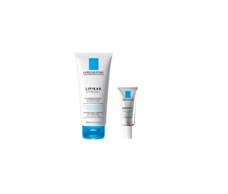 La Roche-Posay Redermic C piel normal/mixta 40ml + Lipikar gel de ducha 200ml