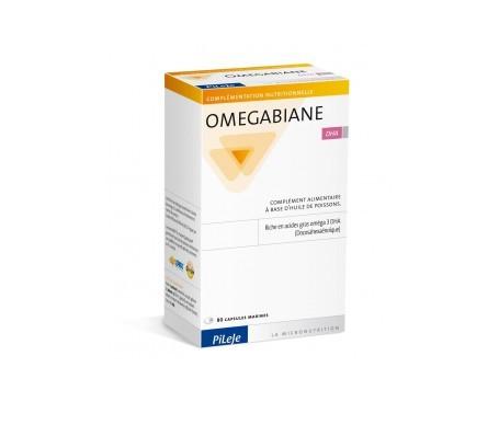 Omegabiane DHA 80cáps