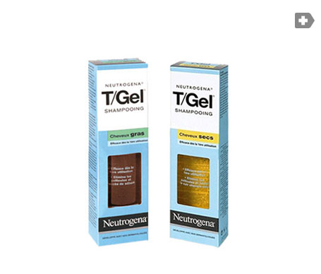 Neutrogena™ T/Gel shampoo capelli secchi 250ml + capelli grassi 250ml