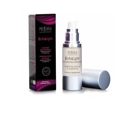 Pressensa Exfolight Exfolight Exfoliation contrôlée de la peau