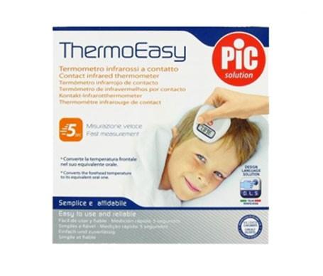 PicThermoEasy termómetro infrarrojo frontal de contacto 1ud