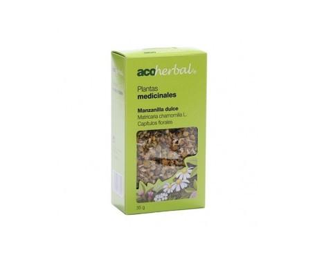 Acoherbal manzanilla dulce 35g