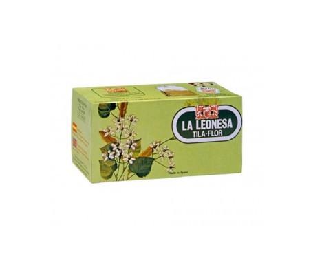 La Leonesa tila-flor 10 filtros