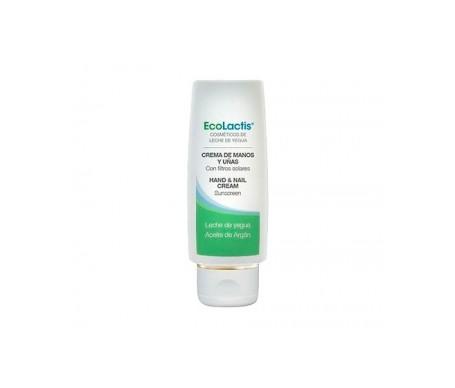 Ecolactis crema de manos y uñas leche yegua/aceite de argán 50ml