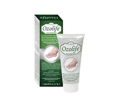 Ozolife crema cuidado de pies 100ml