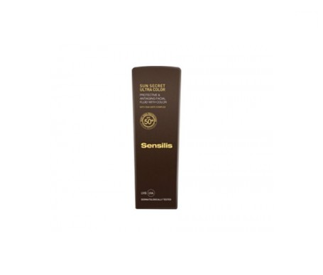 Sensilis Sun Secret Ultra color SPF50+ 40ml