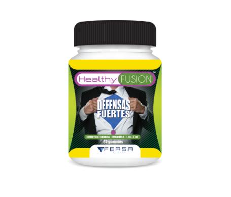 Healthyfusion défenses fortes 60 comprimés de gélatine