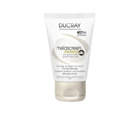 Ducray Melascreen crema antimanchas SPF50+ 50ml