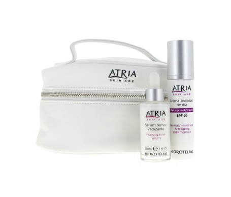 Hidrotelial Atria pack antiedad pieles normales y mixtas