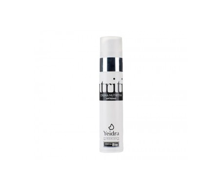 Yeidra crema nutritiva anti-edad 50ml
