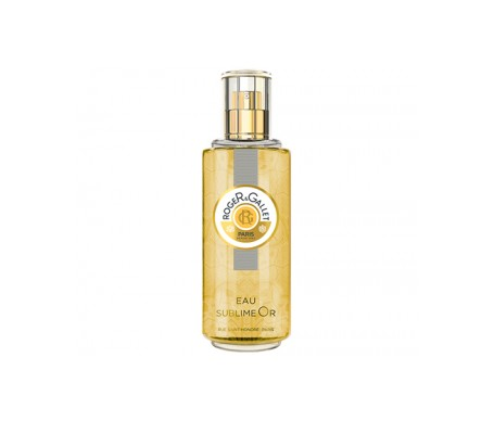 Roger&Gallet Bois d'Orange Sublime Or agua corporal 100ml