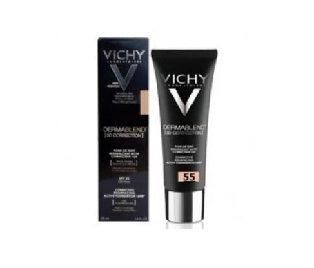 Vichy Dermablend Corrección 3D Nº55 30ml