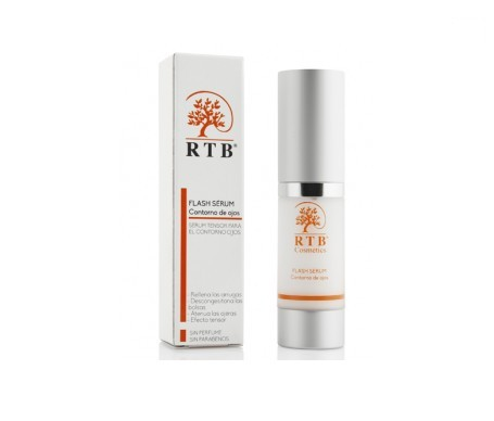 RTB Cosmetics Flash sérum contorno de ojos 15ml