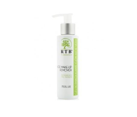 RTB Cosmetics gel desmaquillante aloe vera 150ml