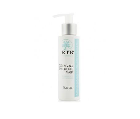 RTB Cosmetics Masque Collagène et Acide Hyaluronique 150ml