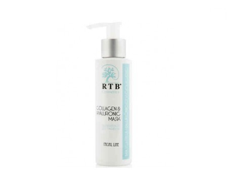 RTB Cosmetics mascarilla de colágeno y ácido hialurónico 500ml