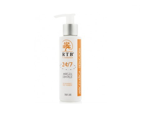 RTB Cosmetics Slim Plus crema anticelulítica 250ml