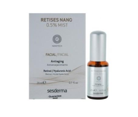 Sesderma Retises Nano 0,5 Mist fluido antiestrías 12ml
