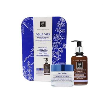 Apivita Pack Aqua Vita piel grasa/mixta