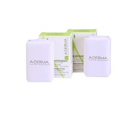 A-Derma Dermopan pastilla 100g+100g