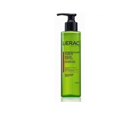 Lierac Make-up remover purity 200ml